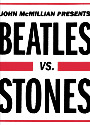 John McMillian - Beatles vs Stones